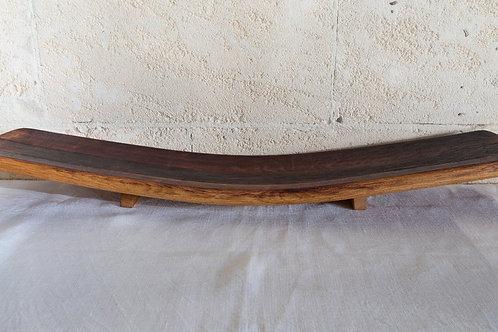 Large Curved Serving Platter