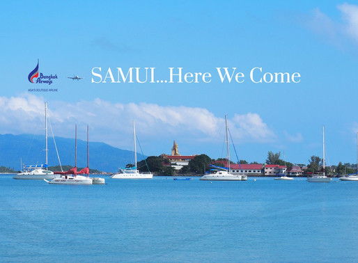 Bangkok Airways Resumes Domestic Flight Operation to Koh Samui From 15th May 2020 Onward