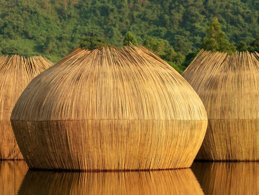 Ab Rogers' Sustainable Pavilions at Wonderfruit Festival in Thailand Draw on Local Resources