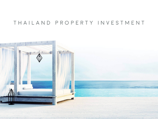 Thailand Property Investment During Covid-19