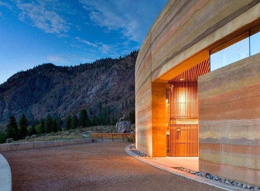 5 Types of Eco-Friendly Homes and Features