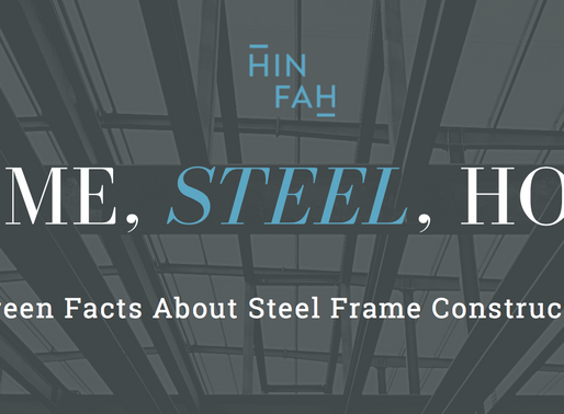 INFOGRAPHIC: 5 Green Facts About Steel Frame Construction