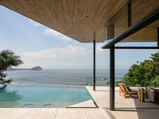 Lockdown Inspiration: 8 Incredible Homes That Blend Nature and Architecture