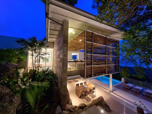 Tropical Modernism on Koh Samui