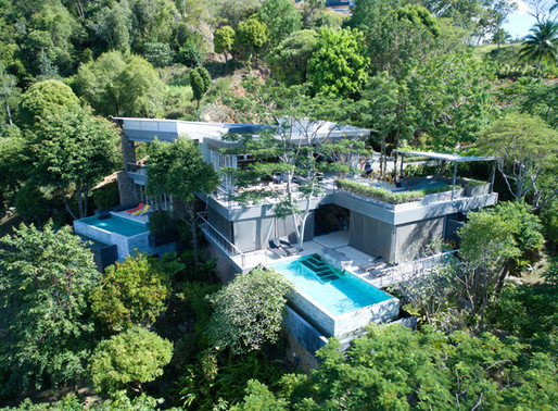 The Rise Of Sustainable Architecture In Luxury Real Estate