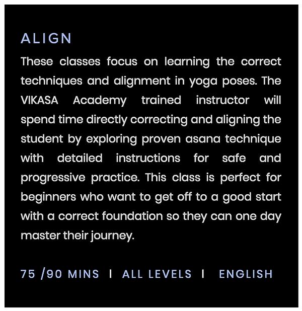 align yoga class bangkok