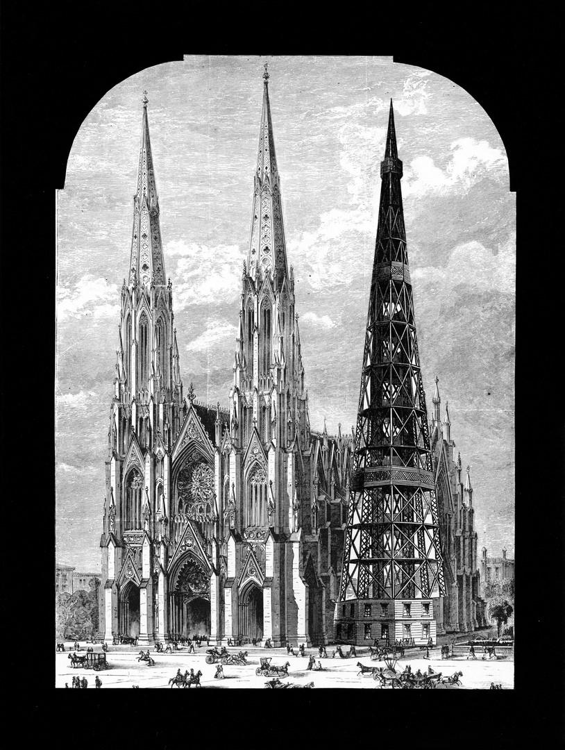 La nueva catedral