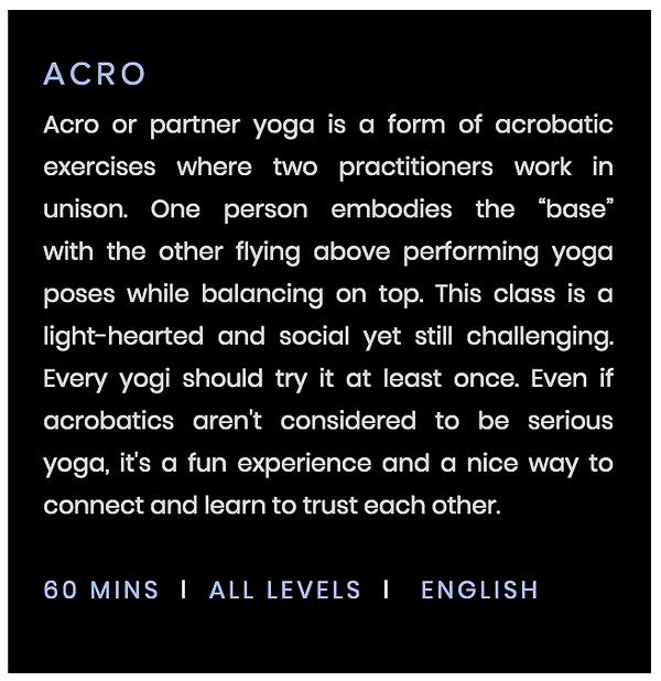acro yoga bangkok