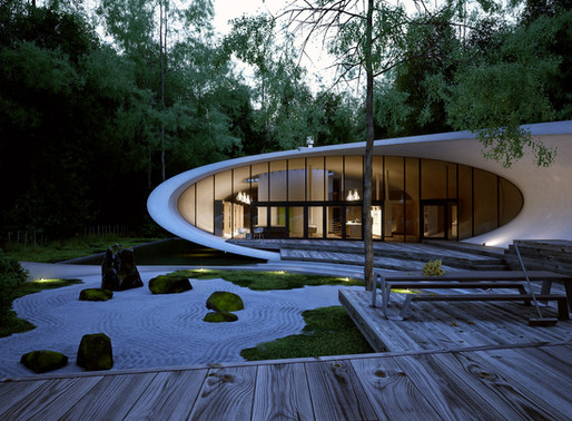Renewable Materials, Energy Efficiency Top Draws of Luxury Sustainable Homes