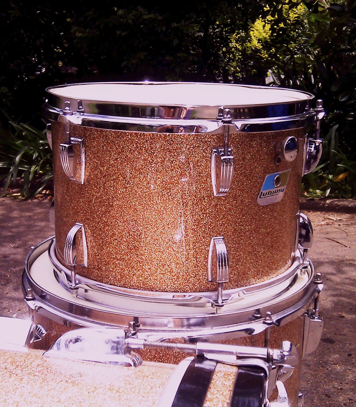 HS drums finished 2