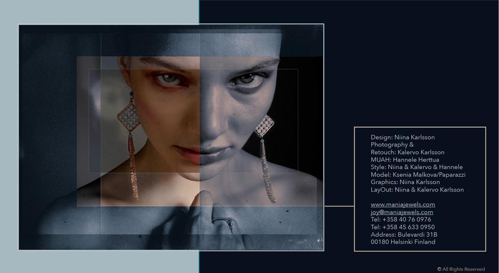 LOOKBOOK 2022/8 MANIA Jewels