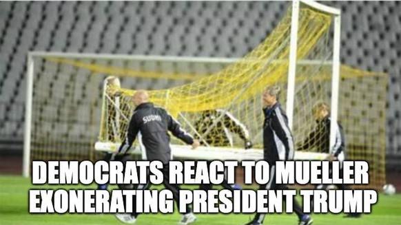 Democrats React to Mueller Exonerating P