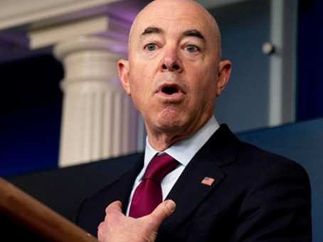 DHS chief Mayorkas to visit southern border as Biden admin under pressure on immigration