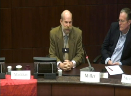 Video: Radnor Township School Board Candidates Forum