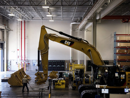 American manufacturers growing at fastest pace in 14 years, ISM finds