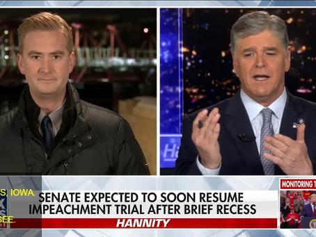 Dems' 10 biggest lies in Trump's Senate impeachment trial