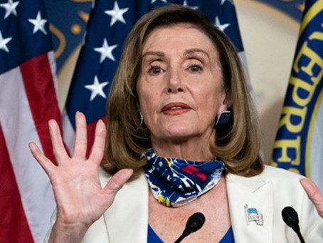 Pelosi questions Trump's health, says 'we're going to be talking about the 25th Amendment'