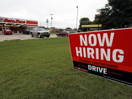 US unemployment falls to 3.7 percent - lowest since 1969