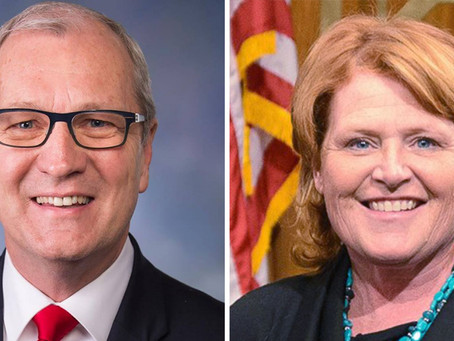 Heitkamp's 'no' vote on Kavanaugh could tip ND's Senate race in GOP's favor, Republicans say