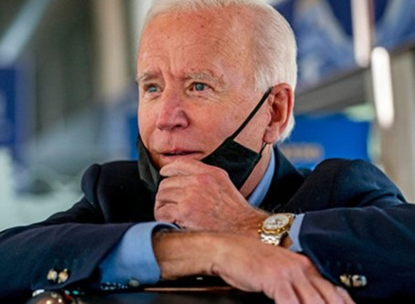 Biden suggests people were able to quarantine b/c 'some Black woman was able to stack the grocery...