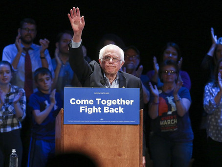 Biden and Bernie to Pennsylvania, Ohio and West Virginia: Drop Dead
