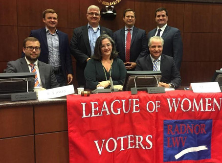 Radnor BOC candidates face off in forum