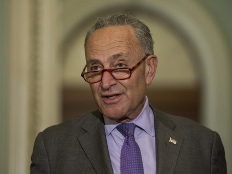 The tax law Chuck Schumer hates — but used to praise