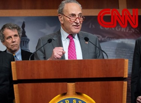 CNN mocked for changing headline on Senate Dems blocking $250B small business fund