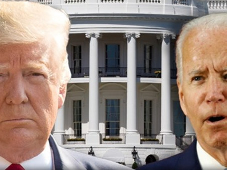 Trump vs. Biden -- 5 reasons why a sane person should vote – again – for Trump