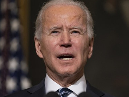 Biden's early blunders – here's how he could hurt Democrats in 2022