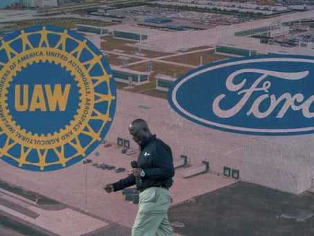 UAW Accuses Ford of Shifting New Vehicle Production From Ohio to Mexico
