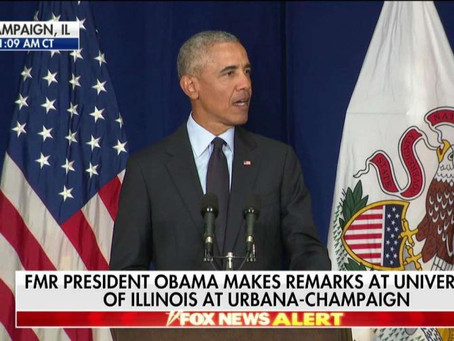 Obama tries to demonize Trump voters, following Hillary's losing strategy