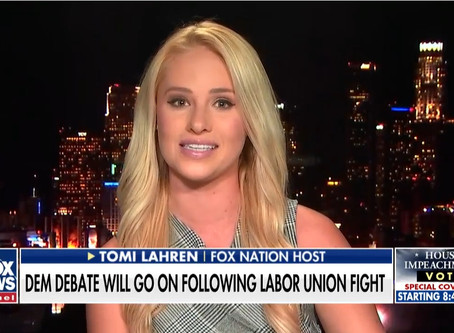 Tomi Lahren: Impeachment is only hope for Dems, they 'don't have a future to run on'
