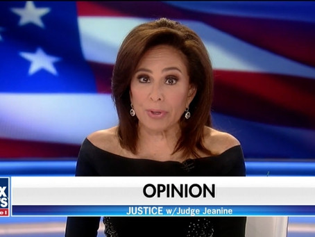 Judge Jeanine: Democrats obstruct the work they were sent by you to do
