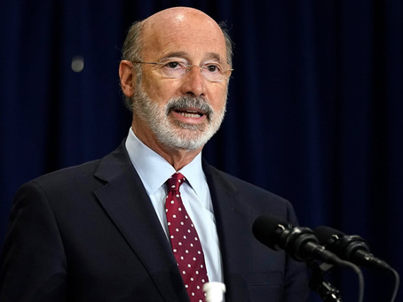 Pennsylvania Gov. Wolf wants to increase taxes for some residents
