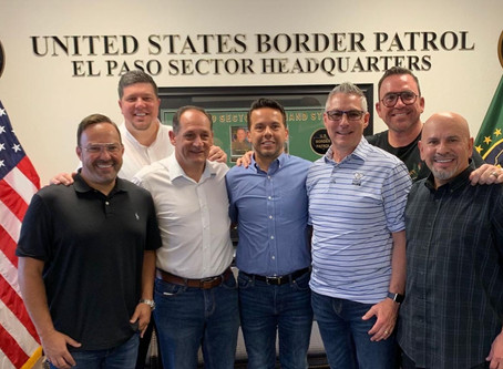 Hispanic pastors tour border facility lambasted by AOC and say they are 'shocked by misinformation'