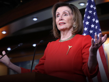 Pelosi Has Second Thoughts
