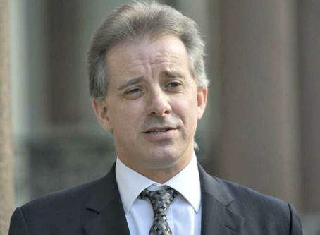 Christopher Steele: I Was Hired to Help Hillary Clinton Challenge the 2016 Election Results