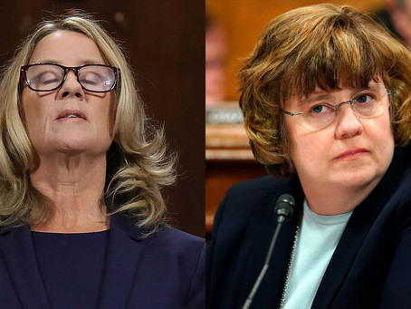 Prosecutor Who Questioned Ford Shreds Her Case In Five-Page Memo