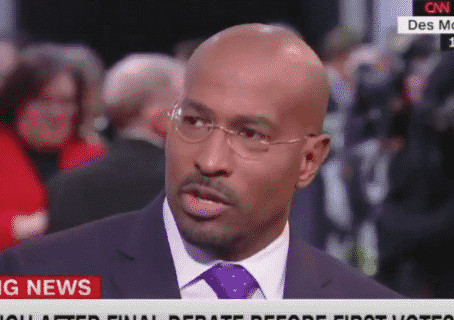 CNN's Van Jones Says 'Nothing' He Saw During Dem Debate 'Would Be Able to Take Donald Trump Out'