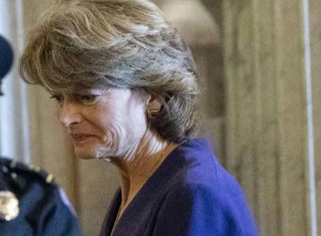 Murkowski comes out against impeachment witnesses, putting Trump on path to acquittal