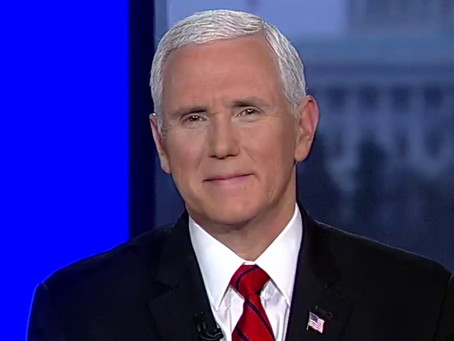 Mike Pence: Nancy Pelosi hit a 'new low' by ripping up Trump's SOTU speech
