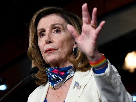 Pelosi's Taxpayer Ransom Demand