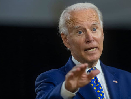 Biden's Polling Lead Has Collapsed