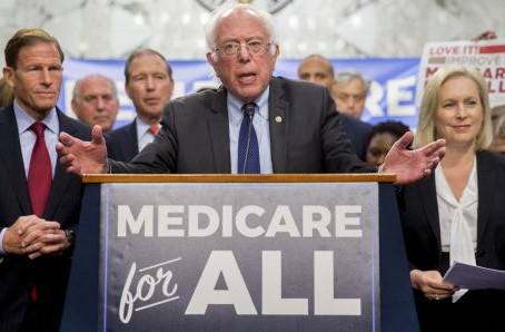 Democrats are more positive about socialism than capitalism, new Gallup poll says