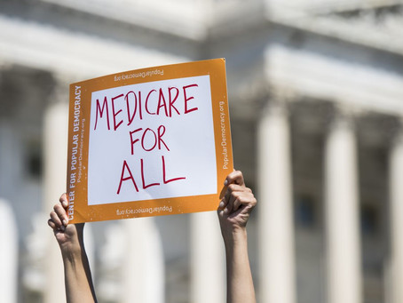 Even Doubling Taxes Wouldn't Pay for 'Medicare for All'
