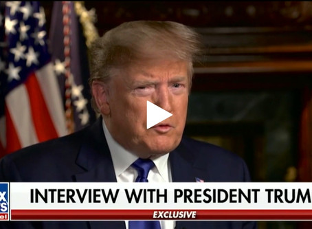 Trump, in Super Bowl interview with Sean Hannity, predicts fall of Pelosi: 'Radical left is gonna ta