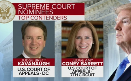 Brett Kavanaugh or Amy Barrett: Who Would you Choose