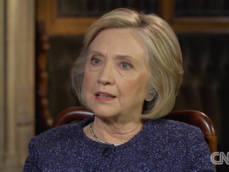 Clinton: 'You Cannot Be Civil'