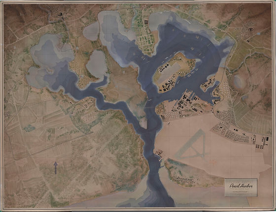 Lesson 2.7 Pearl Harbor map historical.j